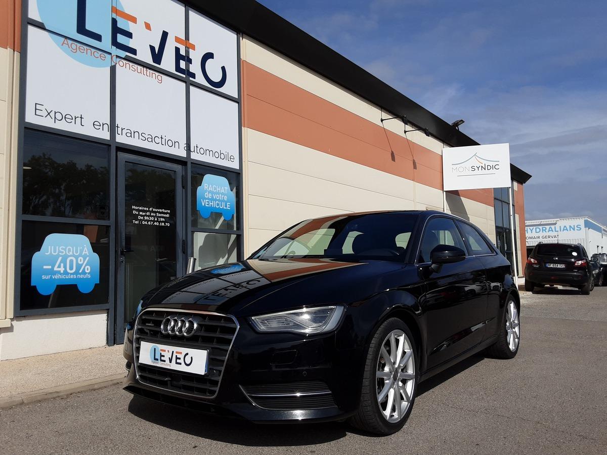 Audi A3 quattro 2.0 tdi  150 Ch AMBITION LUXE