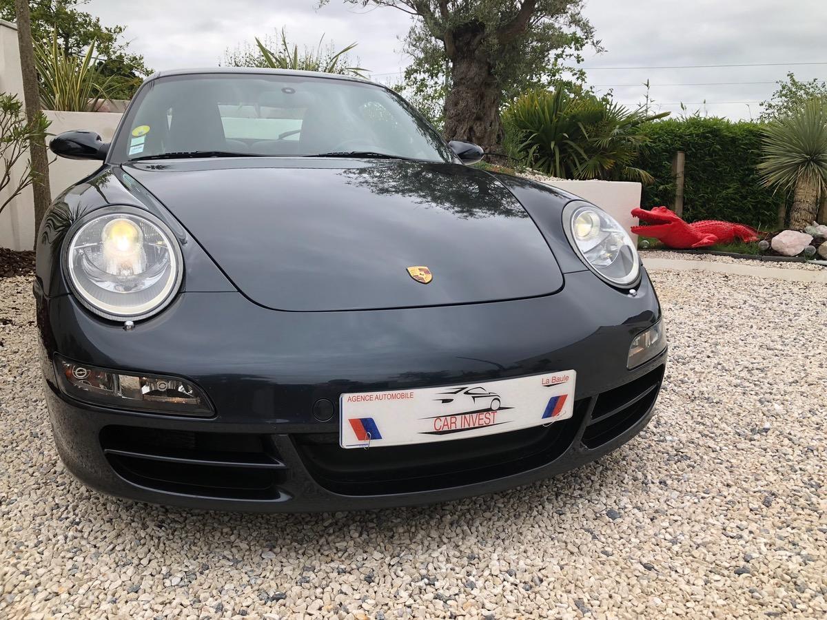 Porsche 911 TYPE 997 3.8i 355 CARRERA S 16