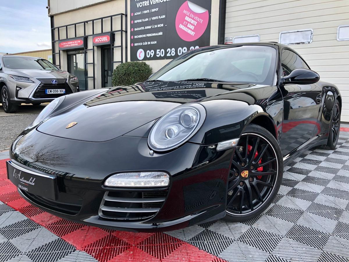 Porsche 911 997 4S 3.8 385 PDK