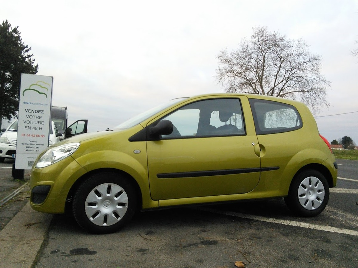 Renault Twingo 1.2 AUTHENTIQUE 75CV 92915km