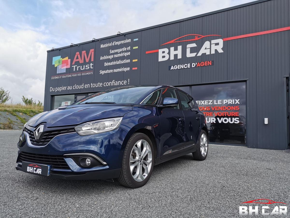Renault Scenic 1.5 dci - 110 DCI BUSINESS BVM6