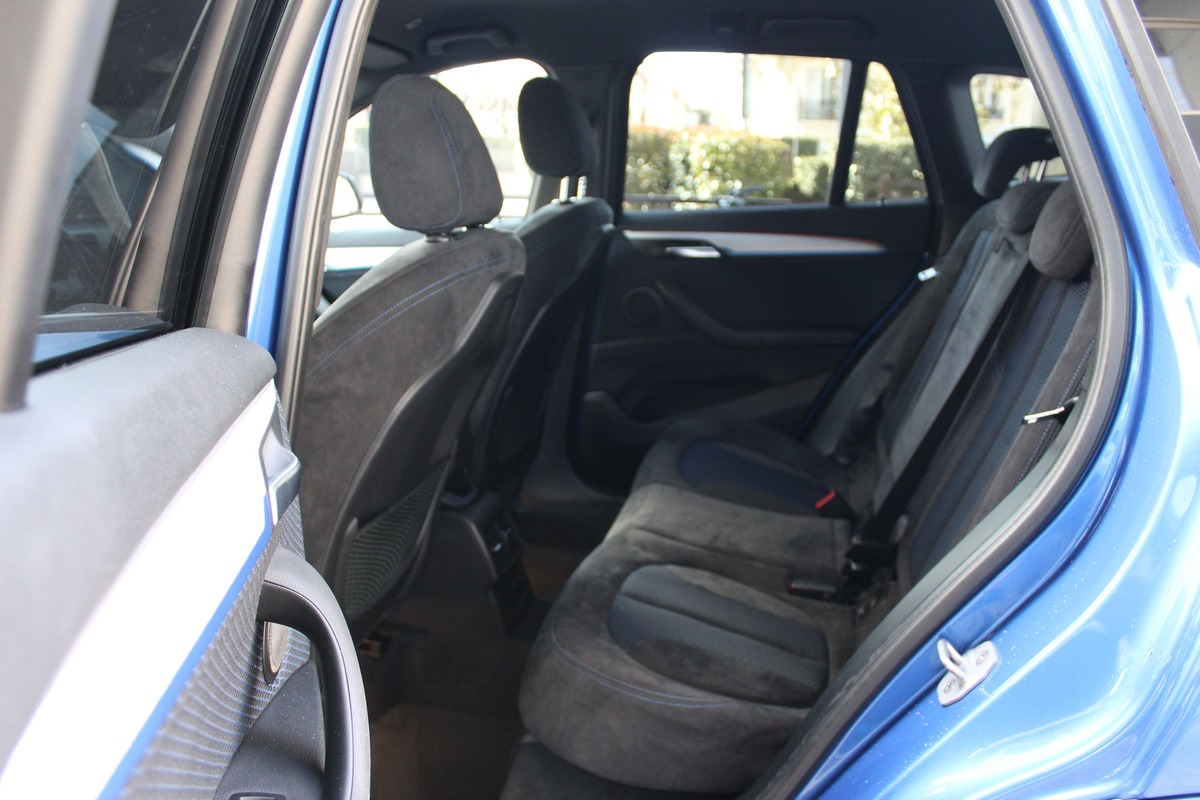 Bmw X1 (F48) XDRIVE18D 150 M SPORT BVA8 SUV S&S 2