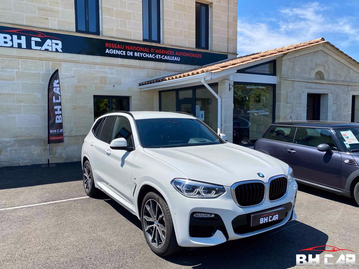 Bmw X3 XDRIVE 30DA 265 M SPORT (G01) +OPTIONS