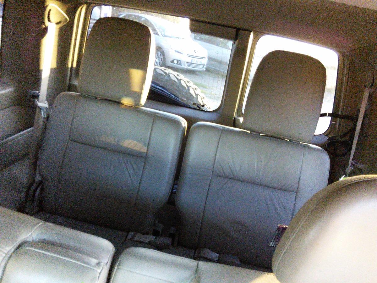 Nissan Patrol GR 3.0 TDI 158 LUXE 7PL réhaussé 7