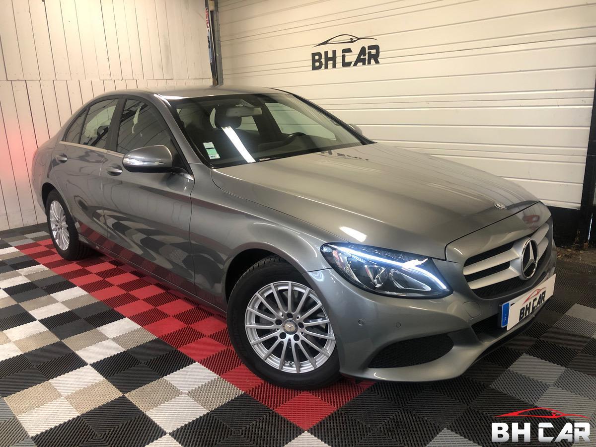 Mercedes Classe C 180 c 180 Business  116 BVA7 6cv