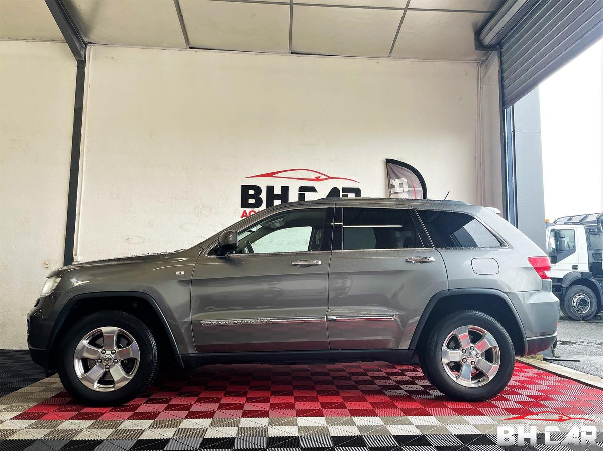 Jeep Grand Cherokee 3.0 CRD 241 CH LIMITED FULL OP