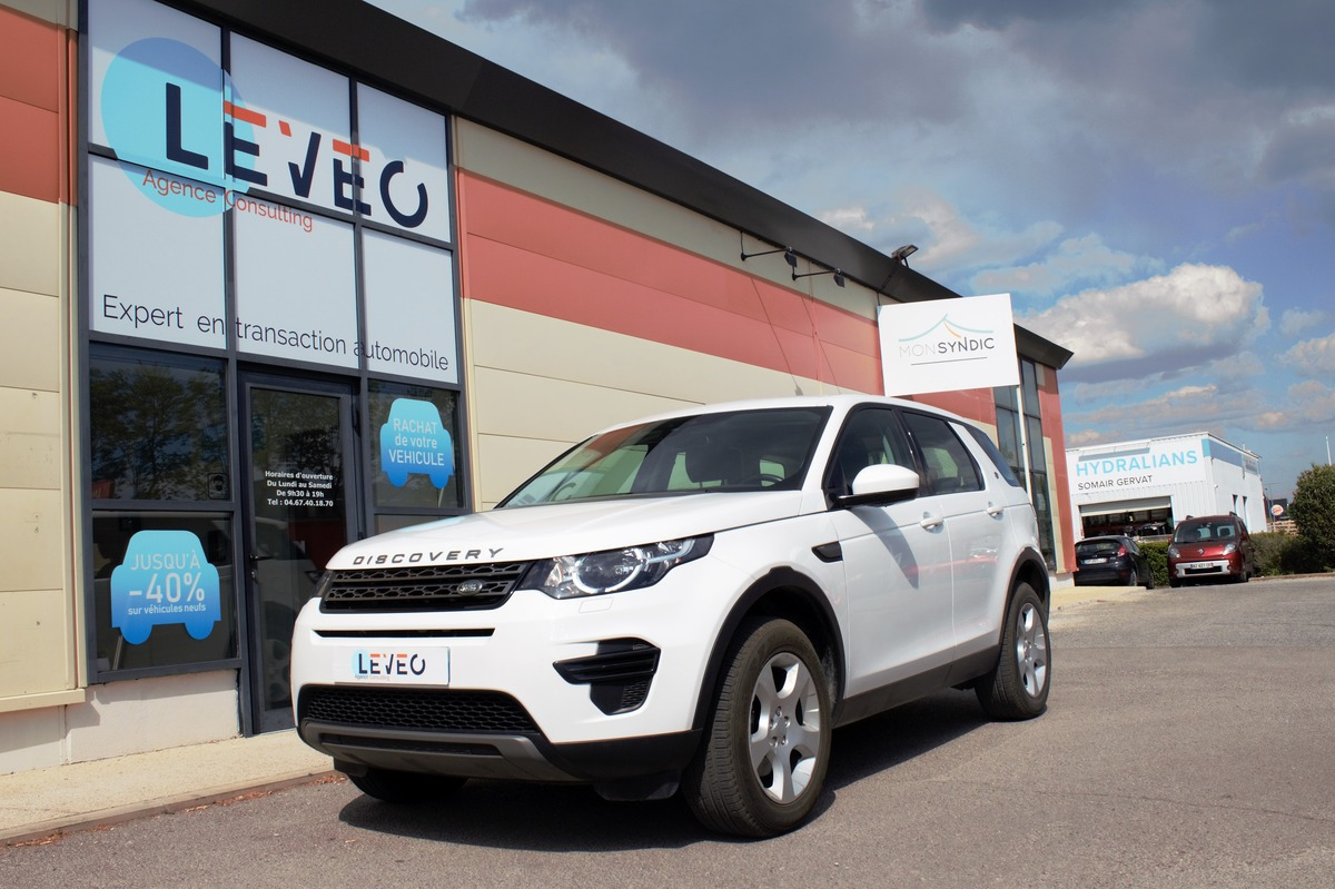 Land Rover Discovery Sport 150 Ch