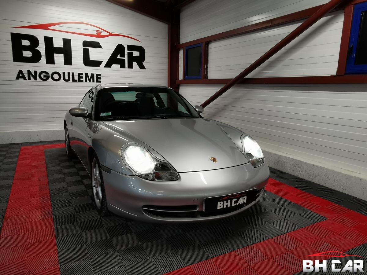 Porsche 911 CARRERA IV 300CH 4X4 F6 3L4