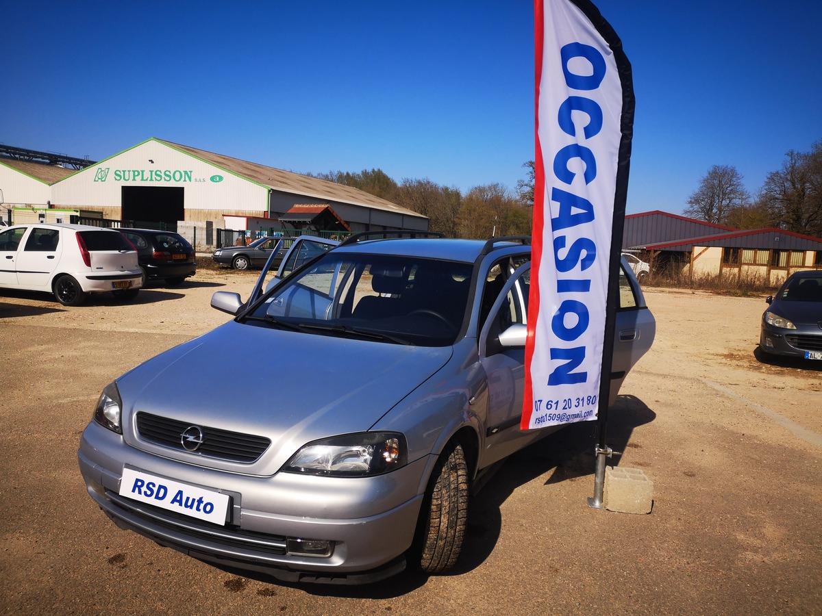 Opel Astra break 2.2 dti 16v