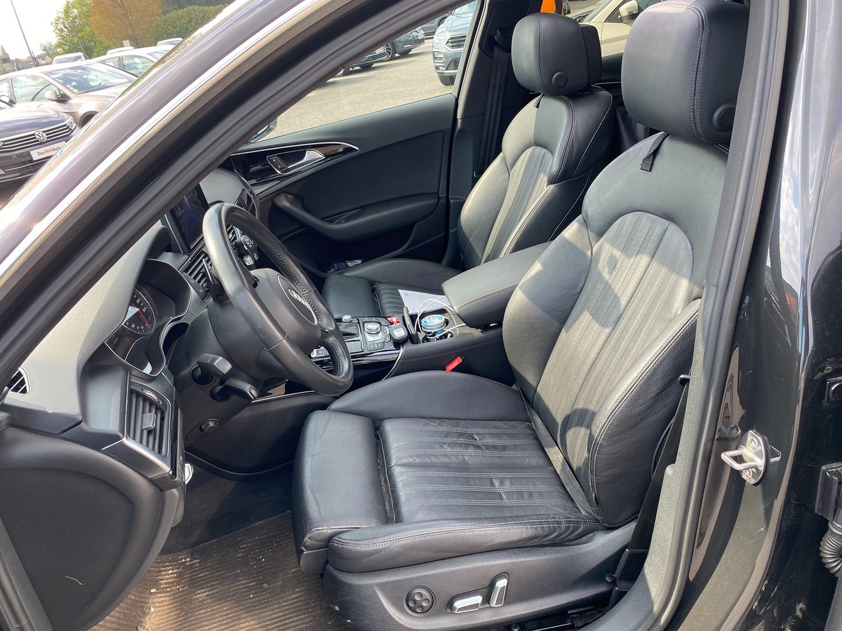 Audi A6 Allroad V6 3.0 TDI 218CH QUATTRO AVUS