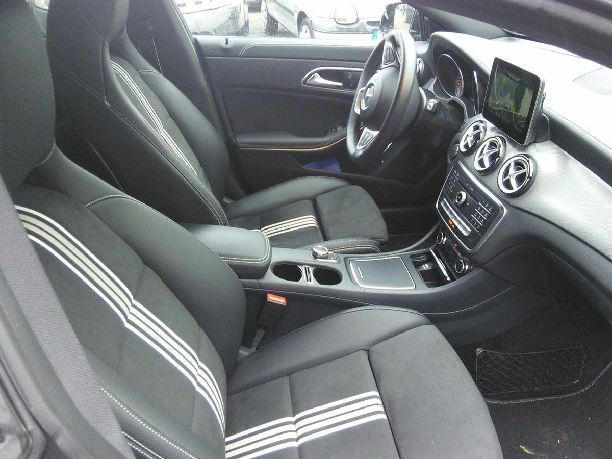 Mercedes Classe Cla 2.2 136 CLASSE 200 d 7G-DCT 1