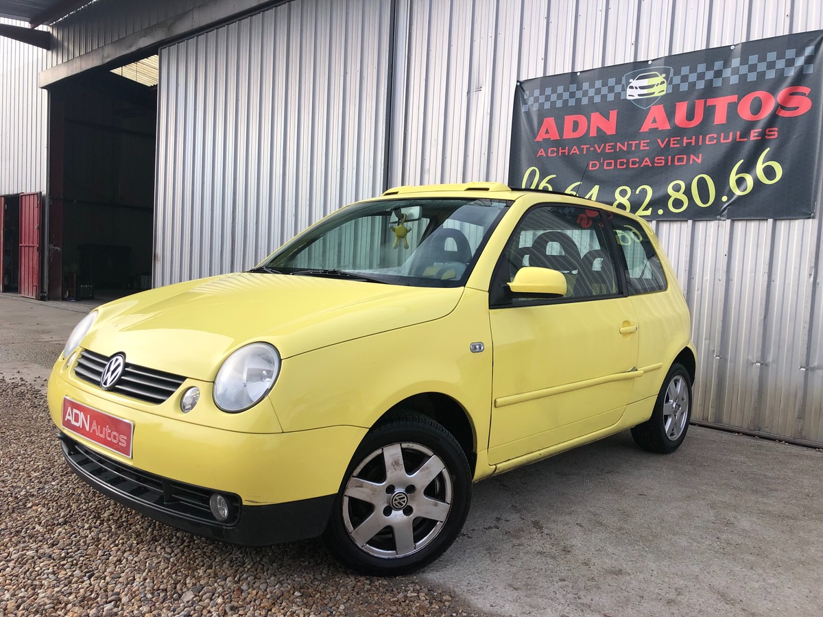 Volkswagen Lupo 1.4 16V 75CH TOIT OUVRANT