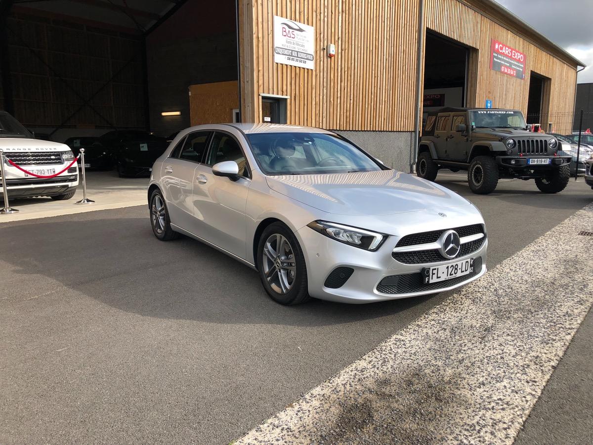 Mercedes Classe A 200 D BUSINESS LINE BVA8 / FR
