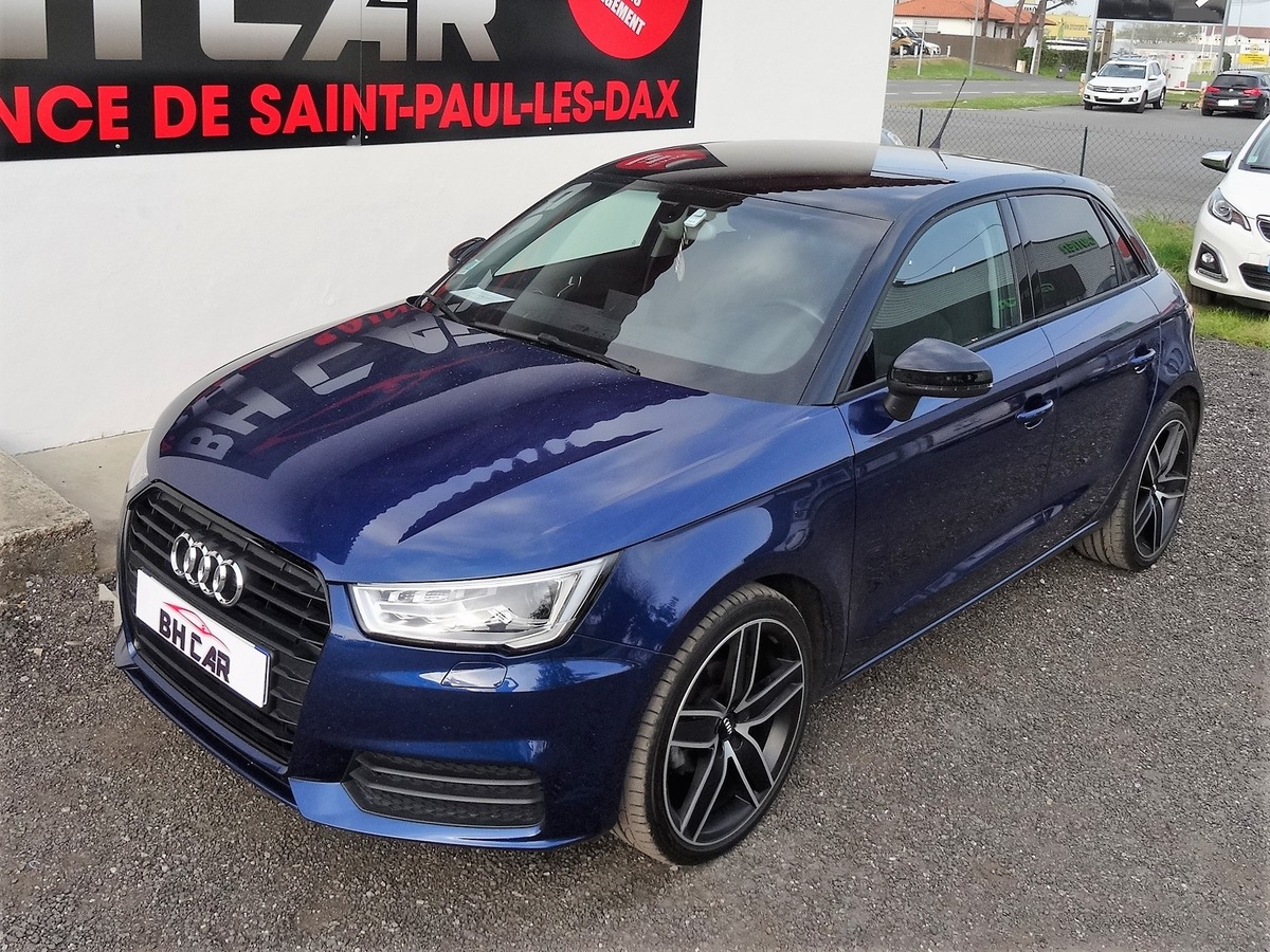 Audi A1 1.0 tfsi Ultra S-Tronic MIDNIGHT SERIES