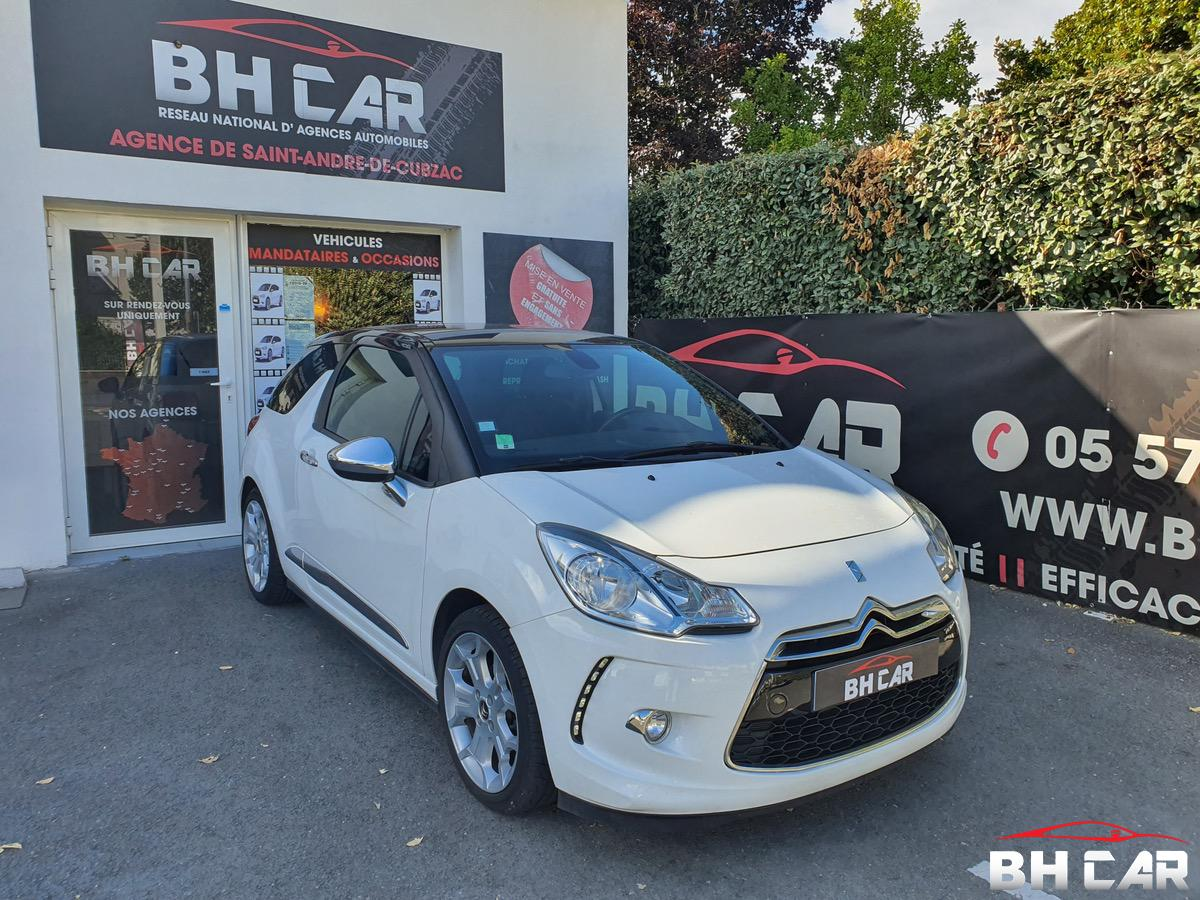 Citroen Ds3 1.6 HDI 90 CH GRAPHIC ART