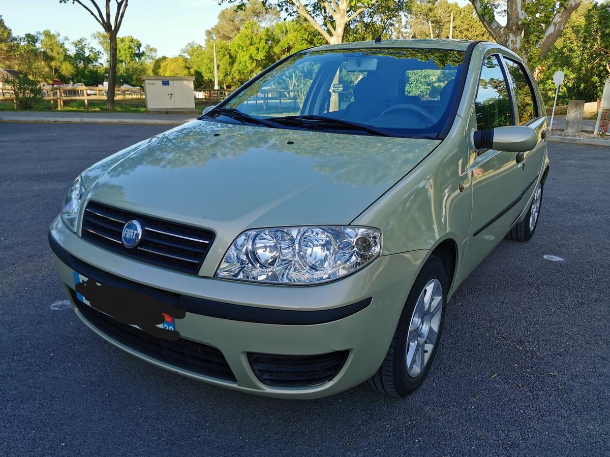 Fiat Punto 1.3 jtd multijet climatisé