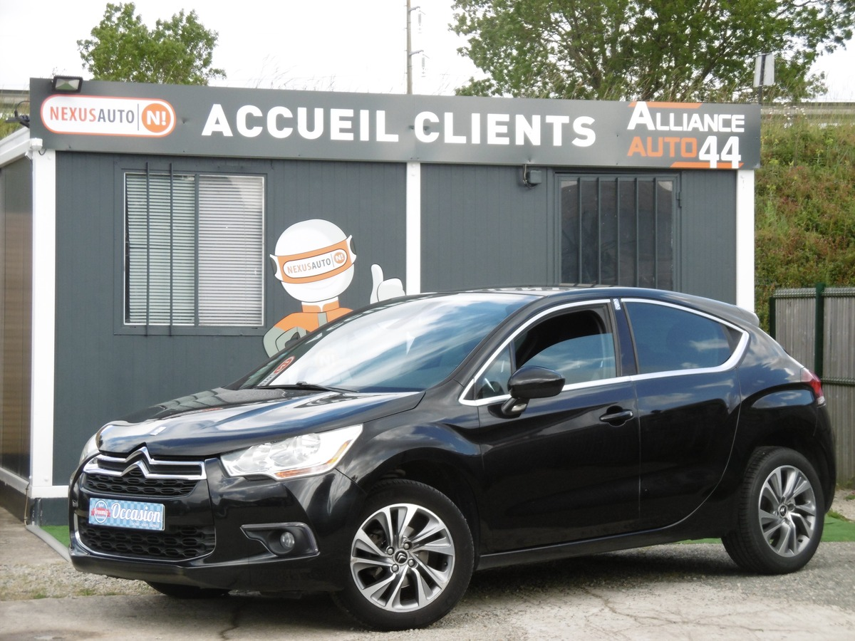 Citroen Ds4 1.6L HDI 112 SO CHIC 124000KMS