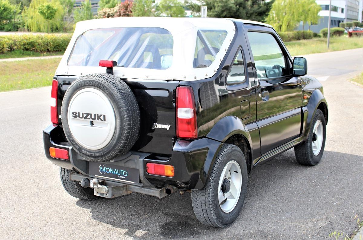 Suzuki Jimny 1.5 DDiS Capote neuve 65 cv