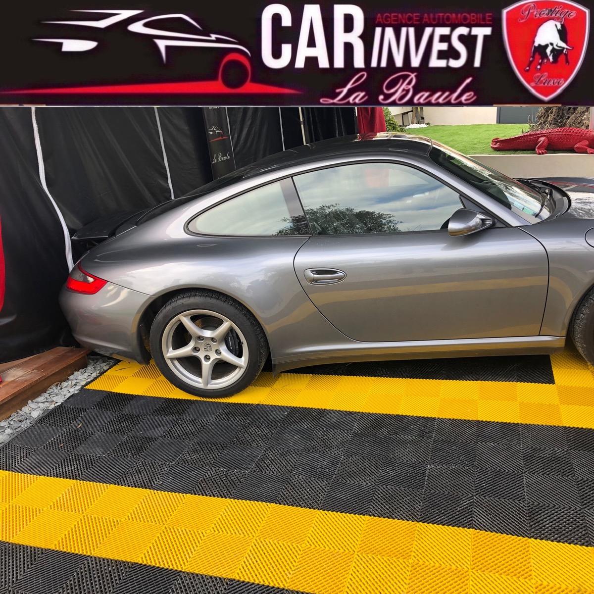 Porsche 911 TYPE 997 3.6i CARRERA- 4 - bva tipt