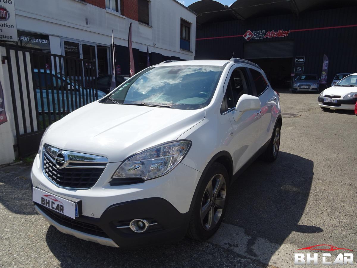 Opel Mokka COSMO PACK ESSENCE 140 CV