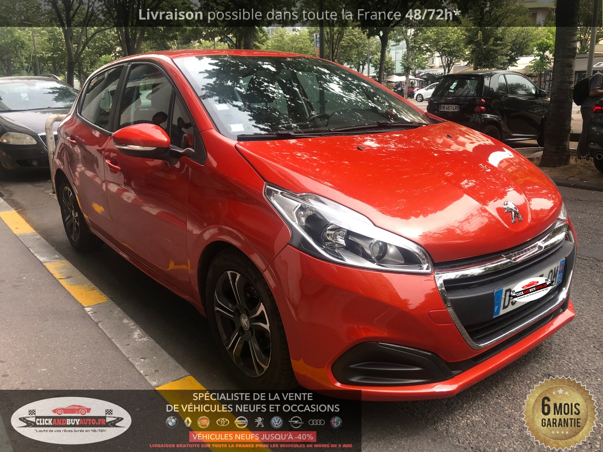 Peugeot 208 1.6  BLUEHDI 75CH