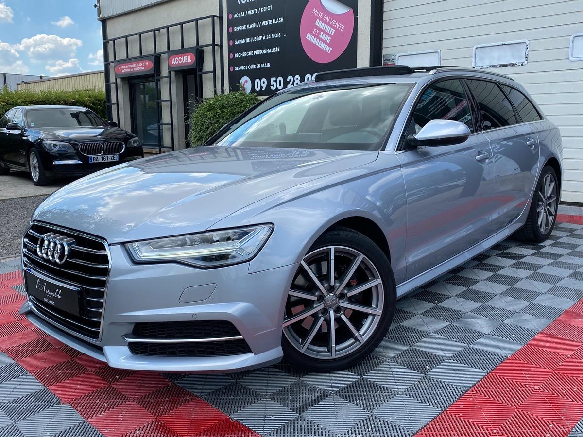 Audi A6 AVANT 3.0 TDI 272 QUATTRO S-LINE TO/CAM