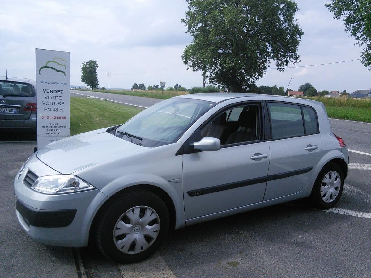 Renault Megane 1.5 DCI 82 CLIM 131501km