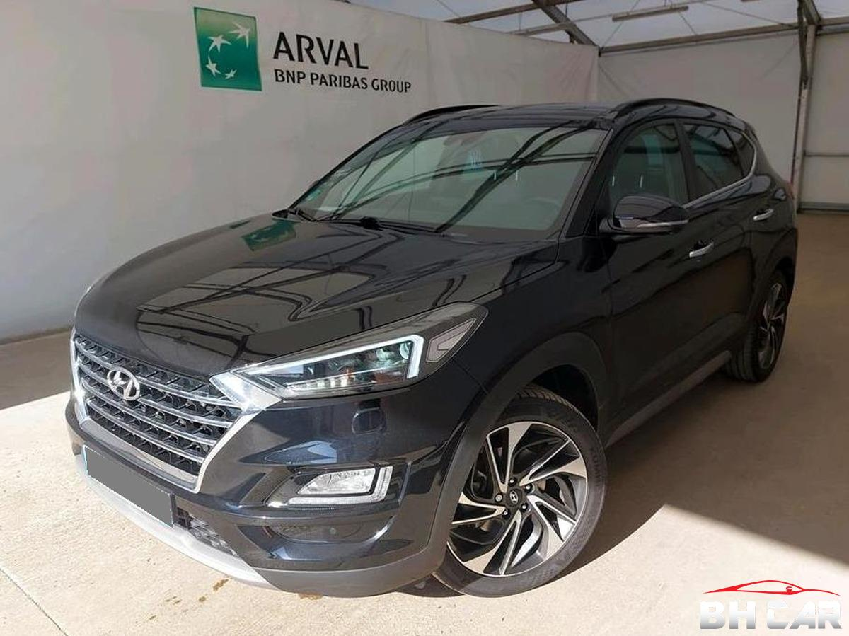 Hyundai Tucson 1.6 CRDI 136 DCT-7 EXECUTIVE 2018
