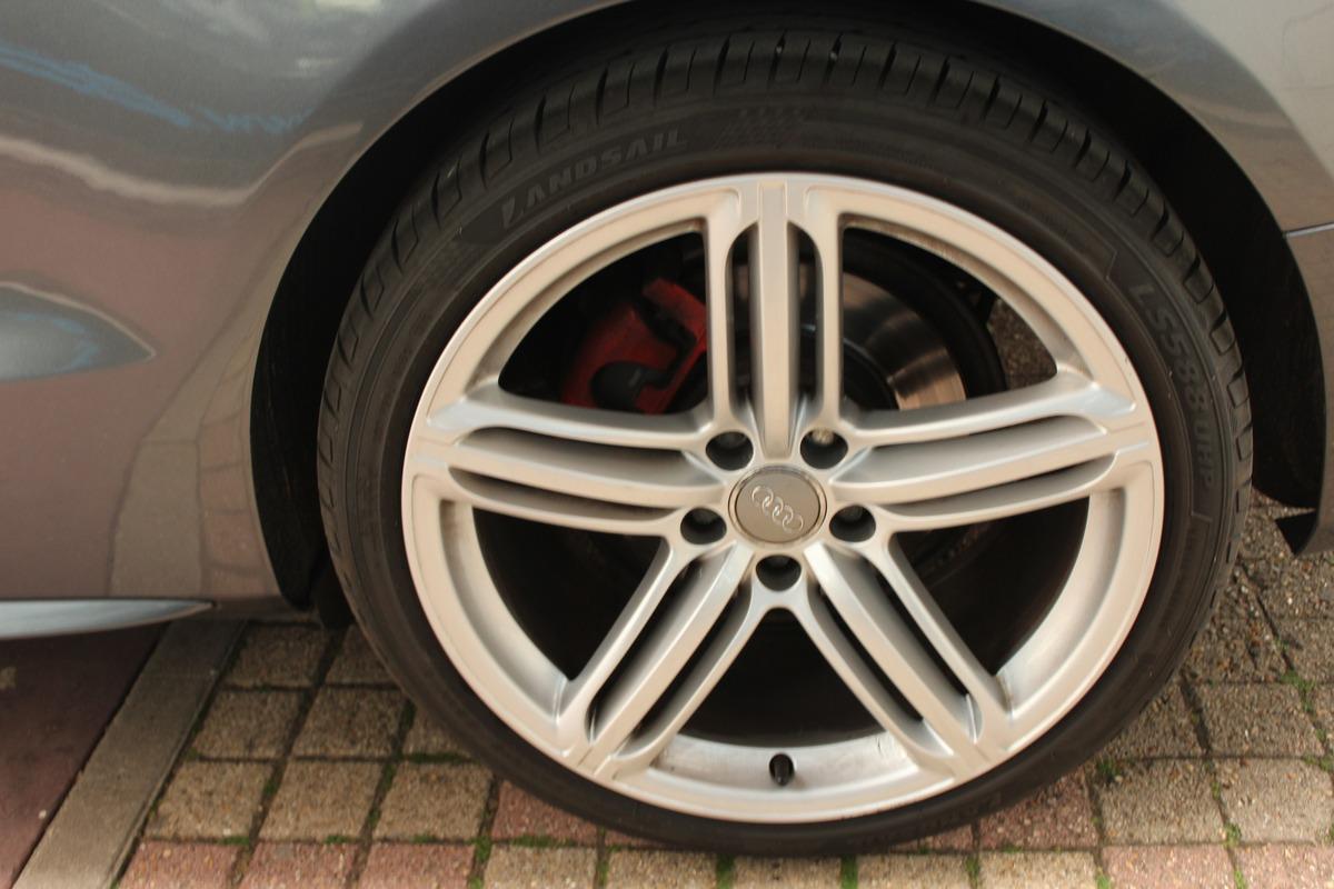 Audi A5 cabriolet V6  204 MILTITRONIC  Sline