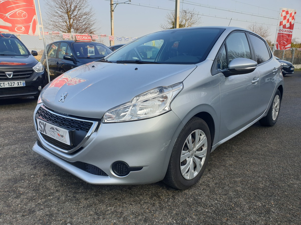 Peugeot 208 1.4hdi 70 ACTIVE