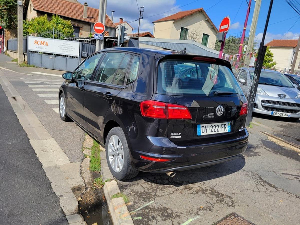 Volkswagen Golf Sportsvan 1.6 TDI 110 BMT DSG7