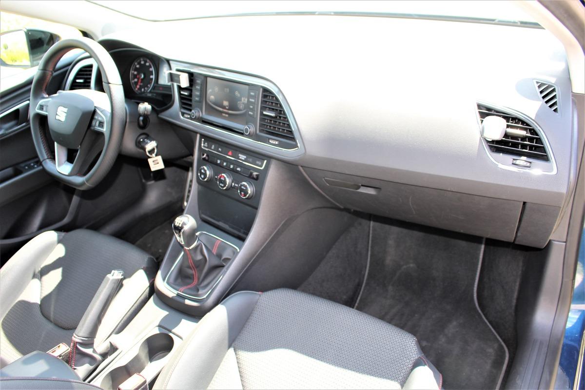Seat Leon III FR 1.8 TFSI 180 cv 5 portes