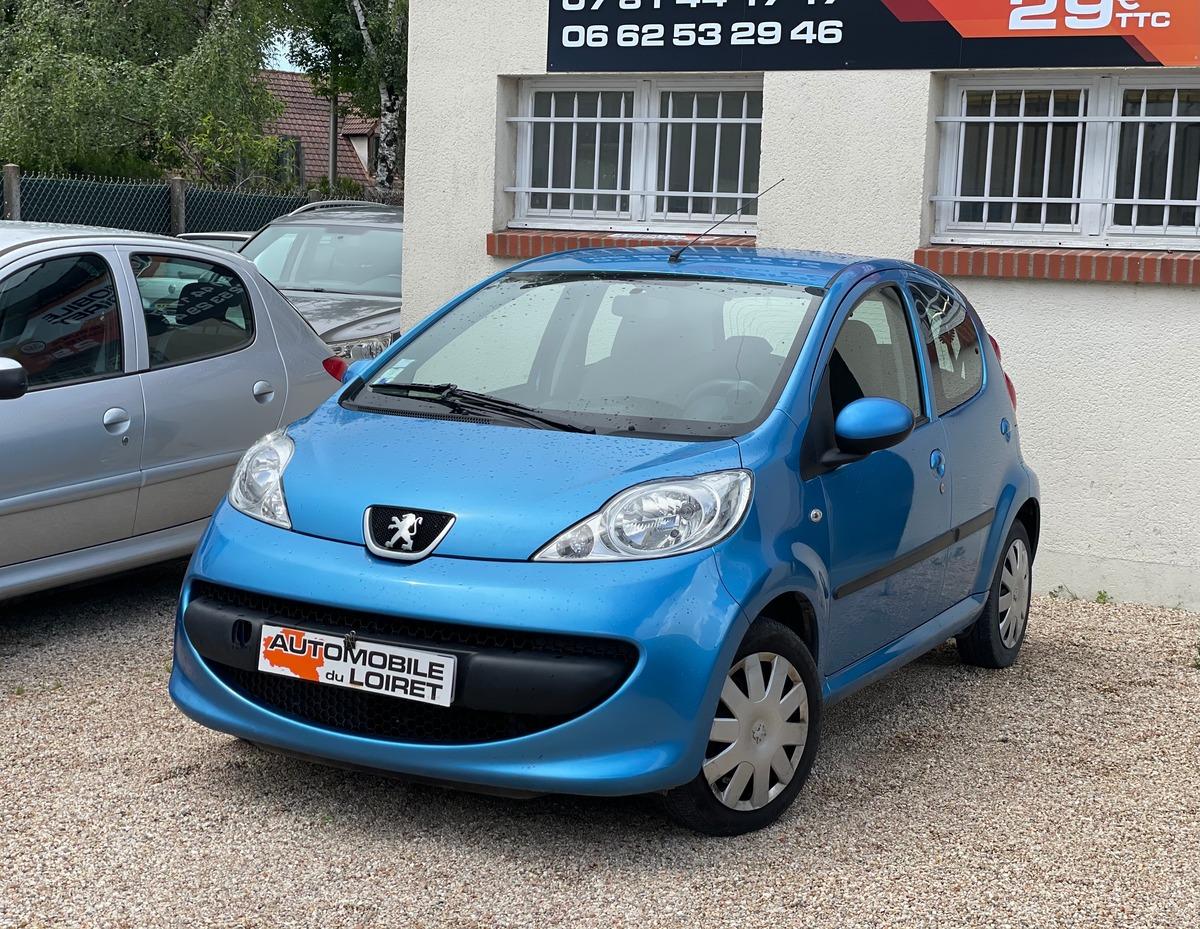 Peugeot 107 1.0i 12v