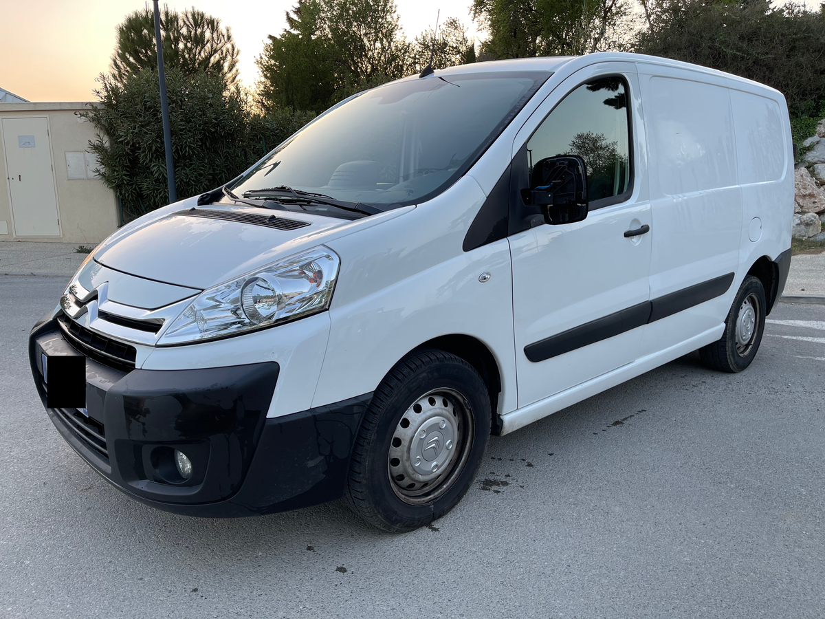 Citroen Jumpy 27 L1H1 2.0 Hdi FAP 125 GPS BUSINES1