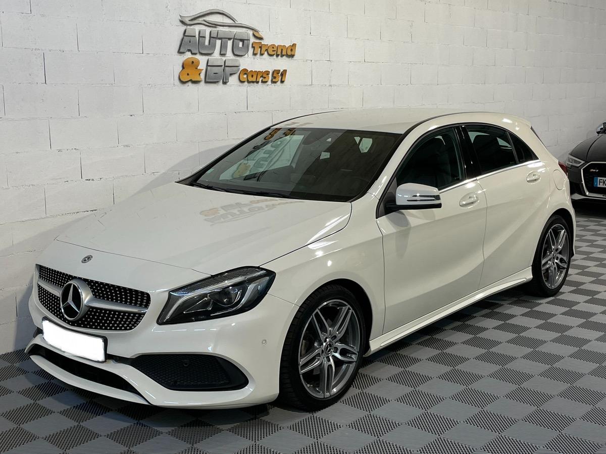 Mercedes Classe A 200 d Sport Édition 136 chv
