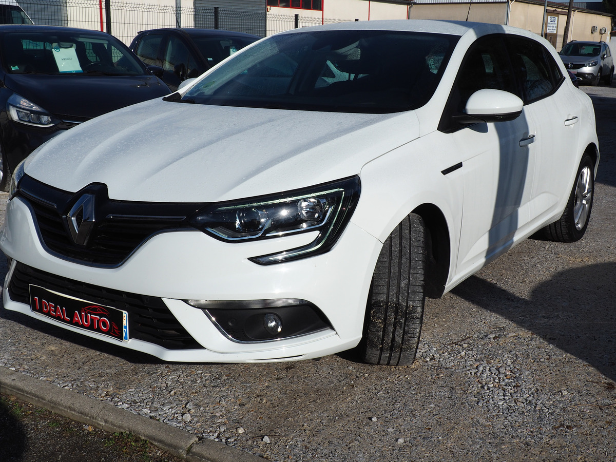 Renault Megane DCI 110 EDC BUSINESS 40000KM 2019
