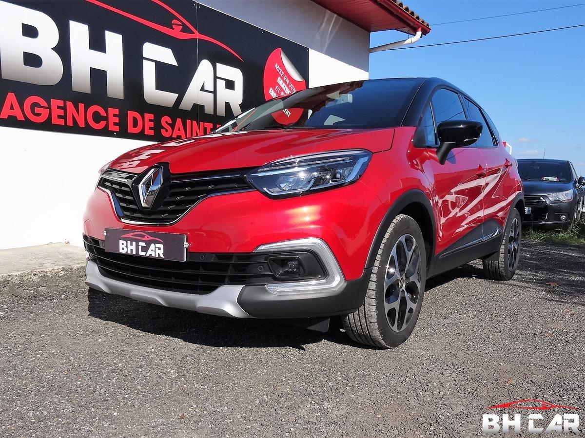 Renault Captur phase 2 1.3 TCe FAP 16V 150
