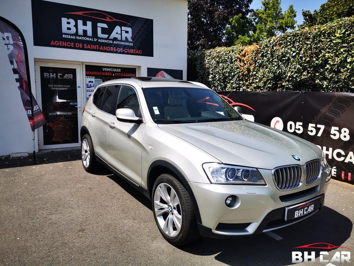Bmw X3 xdrive 30d - bva exclusive