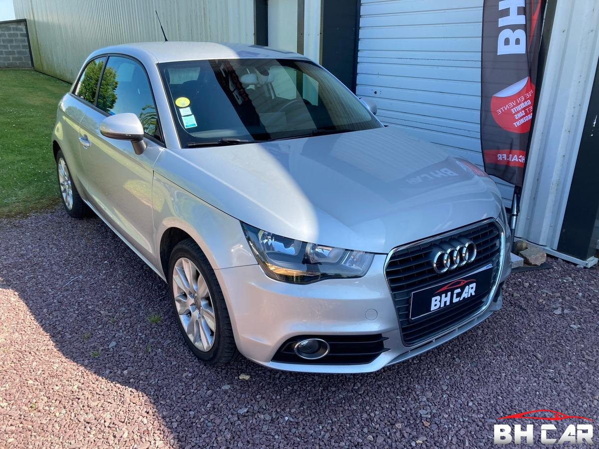 Audi A1 1.6 TDI 90 AMBITION  LUXE S-Tronic
