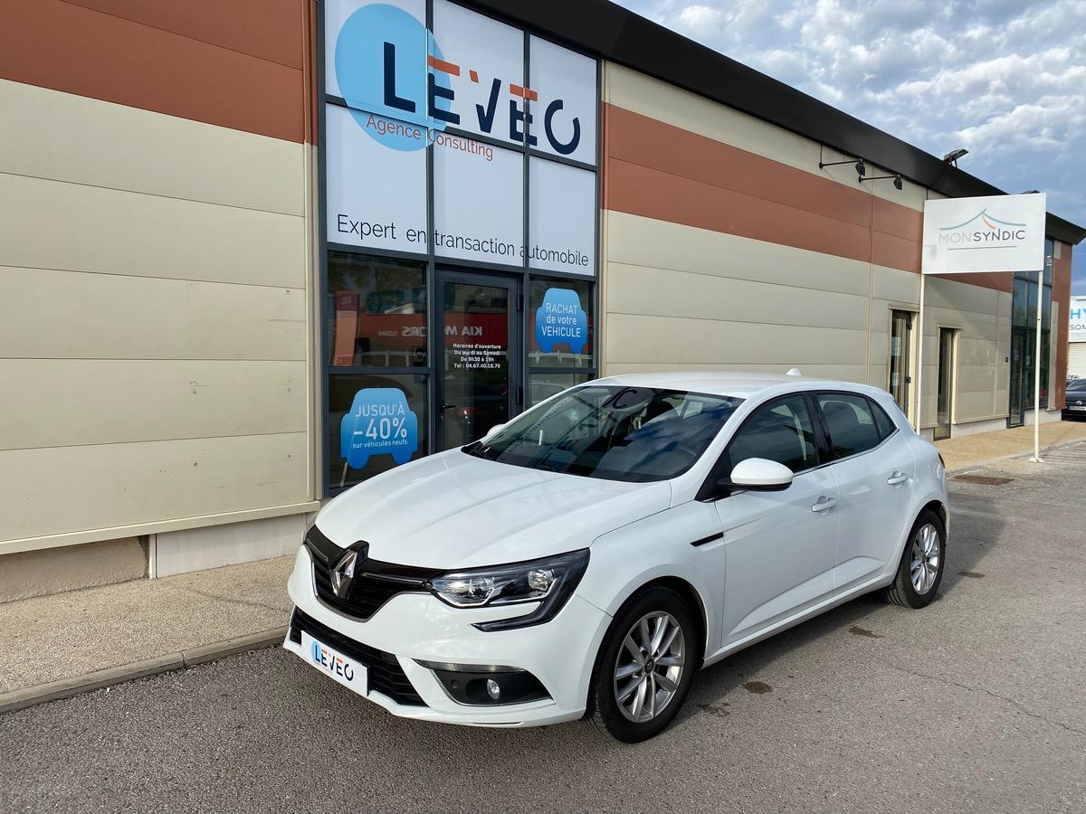 Renault Megane mégane 1.2 energy tce - 100ZEN/2016