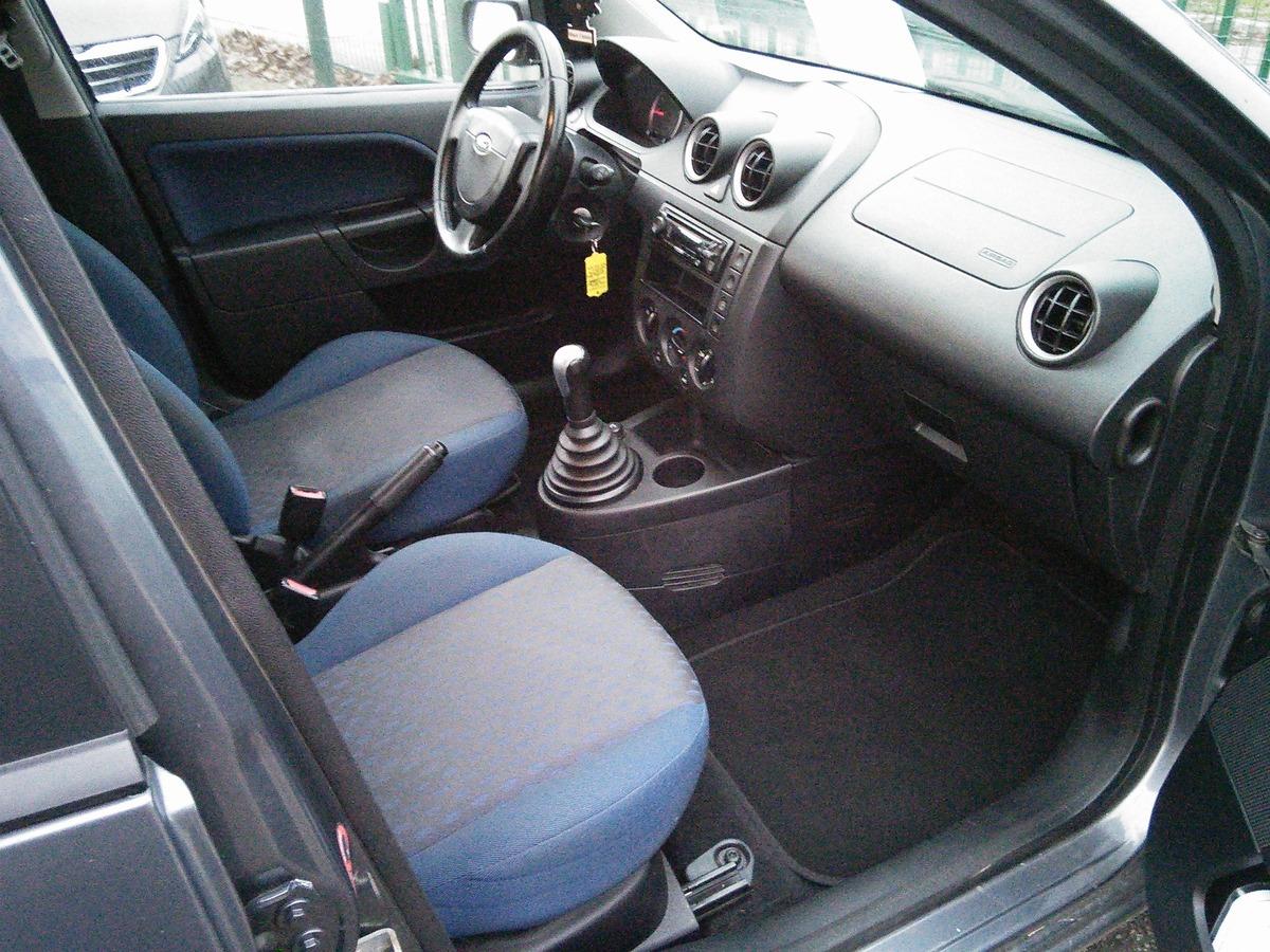 Ford Fiesta 1.4 TDCI 68 CV 193171km
