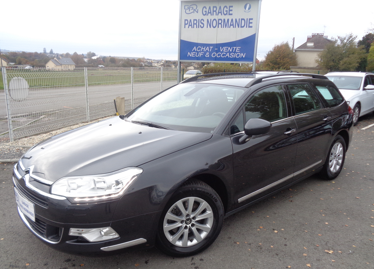 Citroen C5 TOURER E-HDI BUSINESS BVM6 115ch 5p