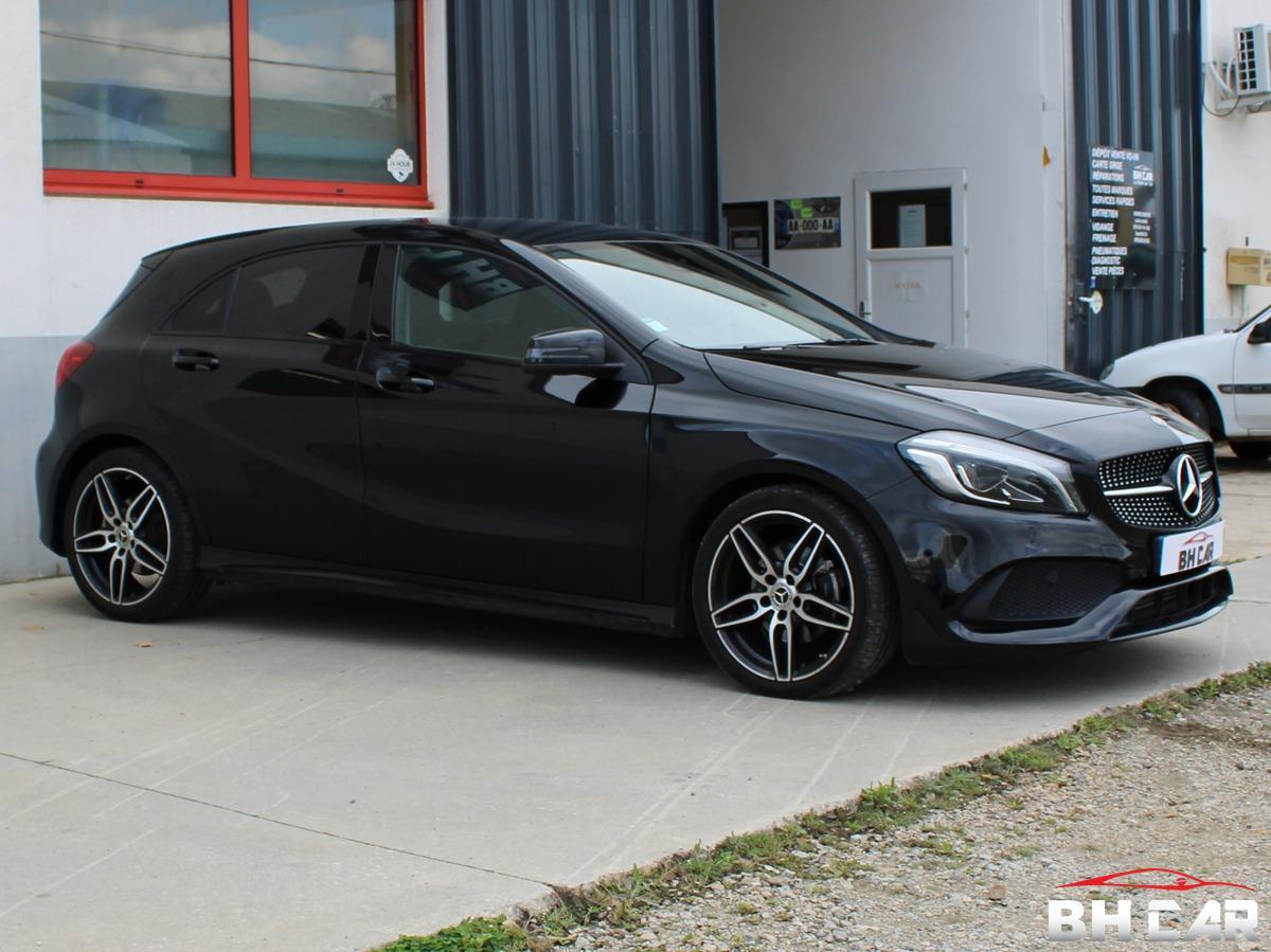 Mercedes Classe A 200 CDI 135 FASCINATION PACK AMG