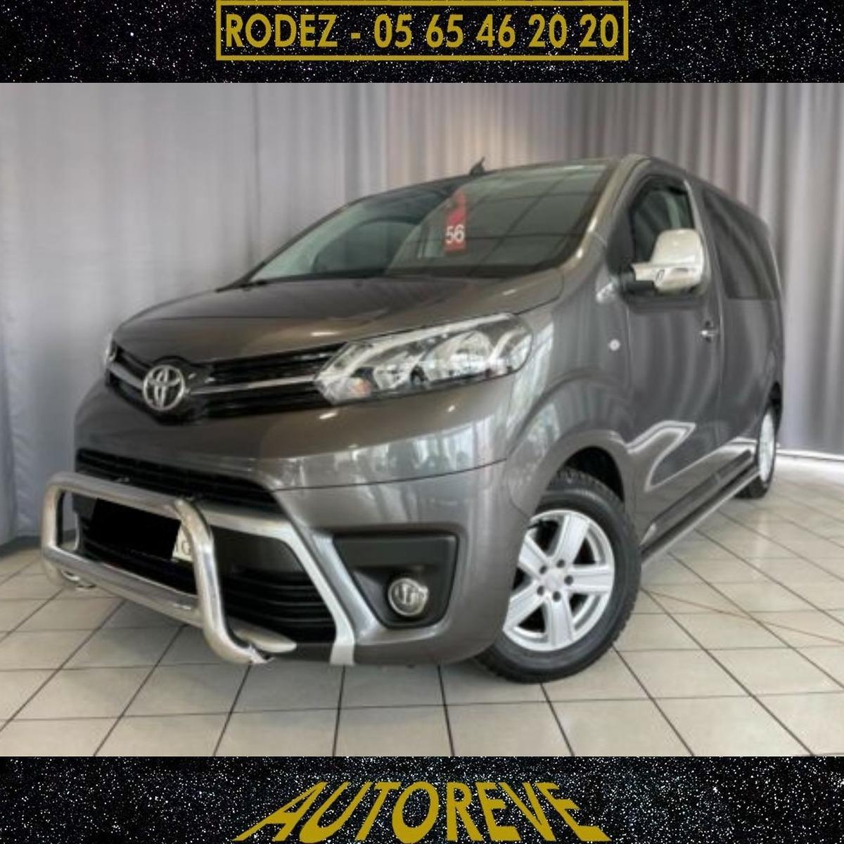 Toyota ProAce (Verso) 1,6-l-D-4D