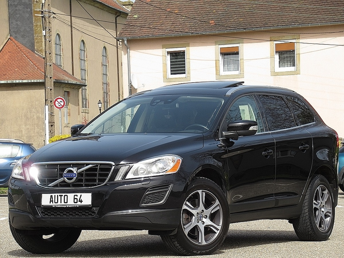 Volvo Xc60 2.4D 163CV BVA 4x4 Full Opt 1ère Main
