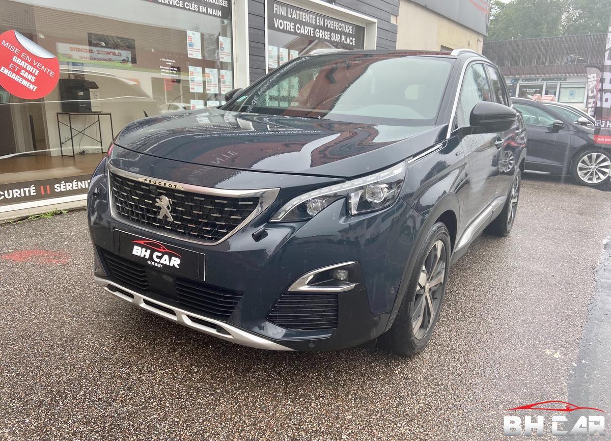 Peugeot 3008 II 1.5 BlueHDi S&S 130 cv