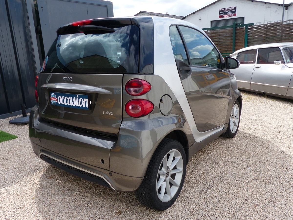 Smart Fortwo (3) III 1.0 71 CH PASSION + TOIT PANn