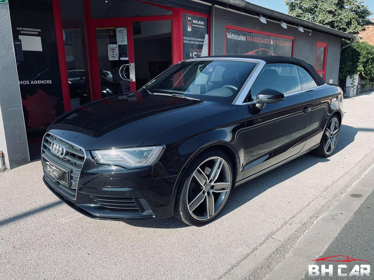 Audi A3 cabriolet 1.8 tfsi 180cv S-tronic 7