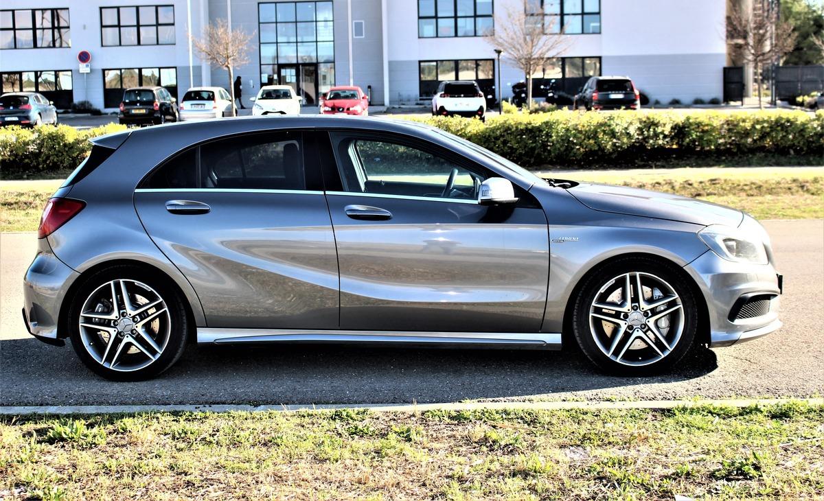 Mercedes Classe A 45 A45 AMG 360 CV 2.0 4MATIC