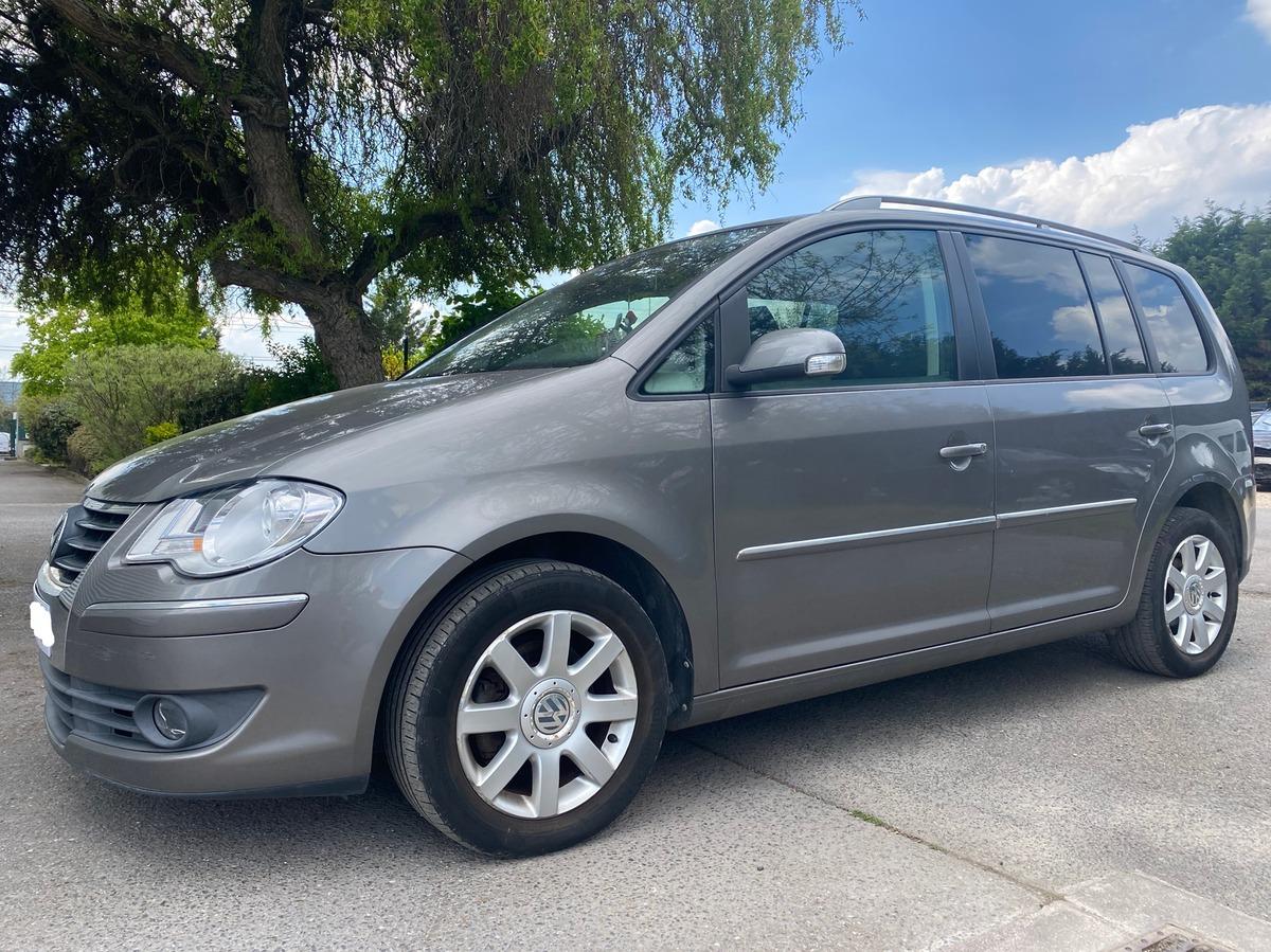 Volkswagen Touran 2.0 16v tdi - 140